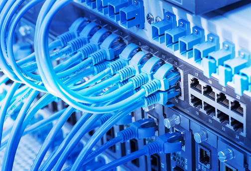 Murray Kentucky Premier Voice & Data Network Cabling Contractor
