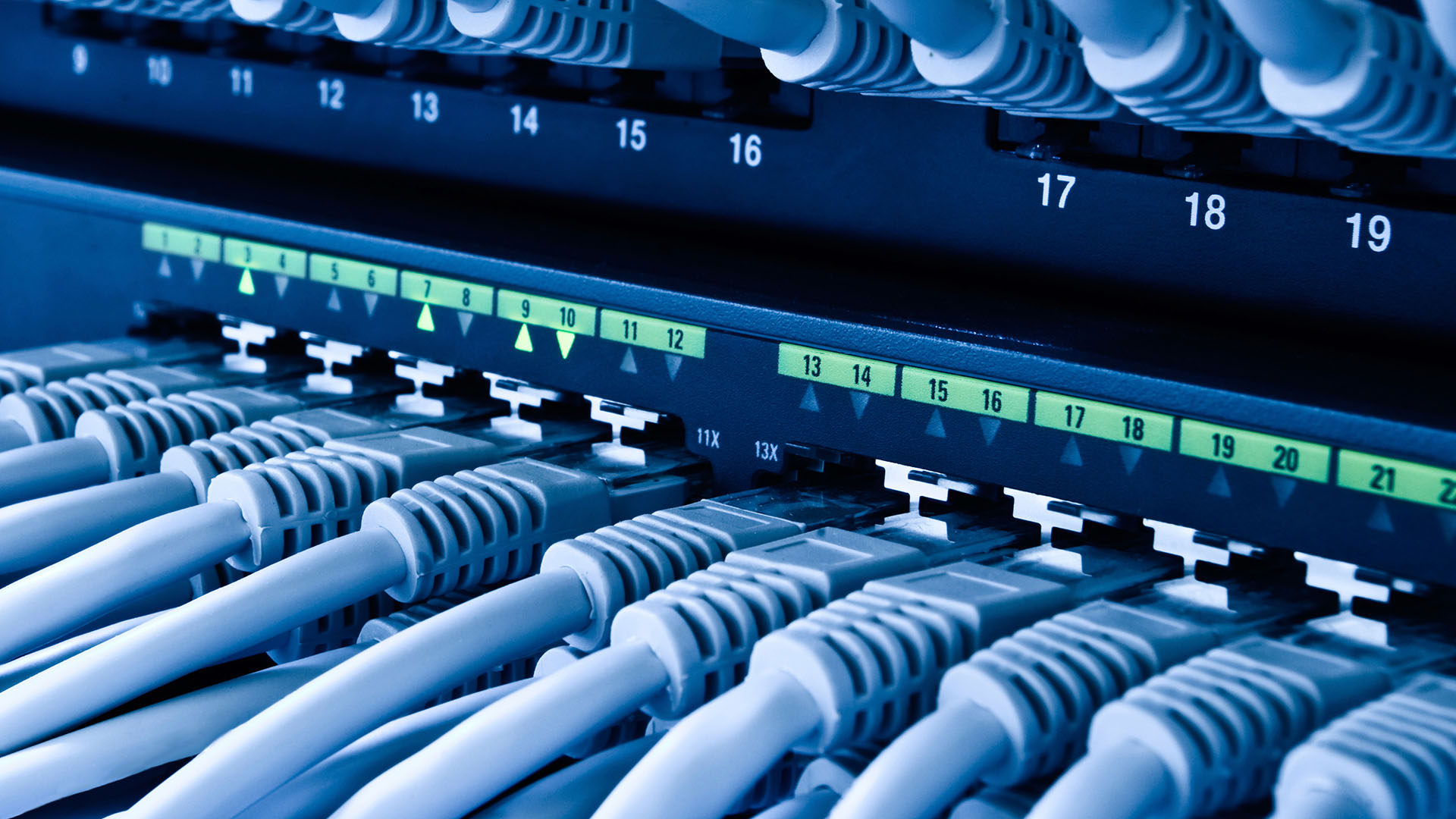 Harrodsburg Kentucky High Quality Voice & Data Network Cabling Services