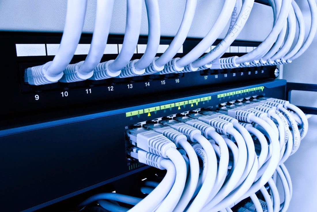 Winchester Kentucky Top Voice & Data Network Cabling Contractor