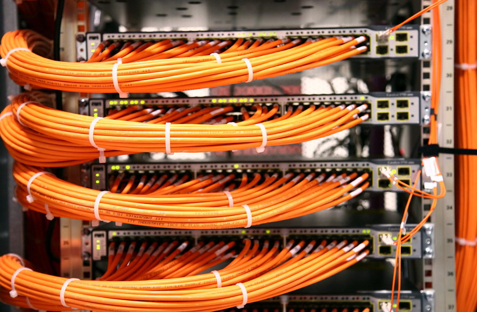 Georgetown Kentucky Premier Voice & Data Network Cabling Services